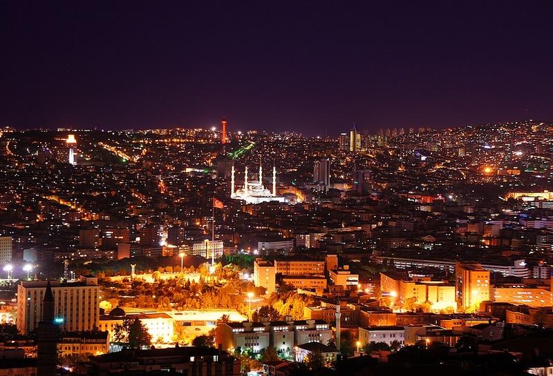 Bursa - Ankara uçak bileti