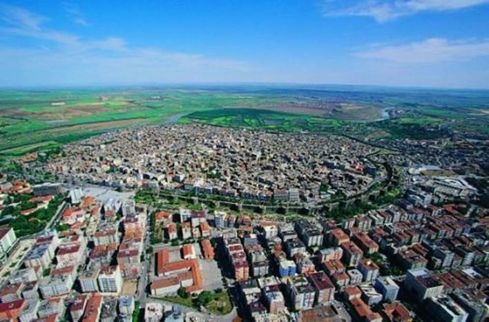 Antalya - Diyarbakır uçak bileti