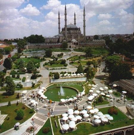 Konya - Edirne uçak bileti