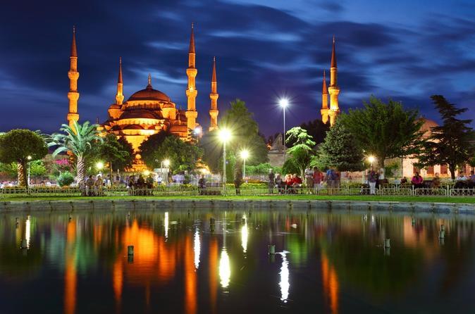 Eskişehir - İstanbul uçak bileti