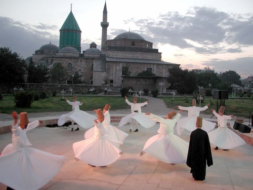 Mersin - Konya uçak bileti