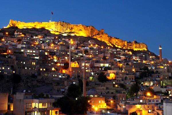 Diyarbakır - Mardin uçak bileti