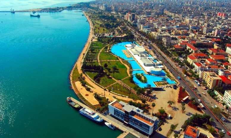 Zonguldak - Mersin uçak bileti