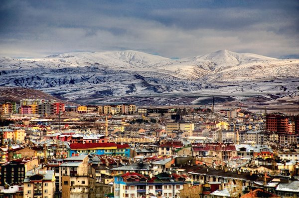 Erzincan - Sivas uçak bileti