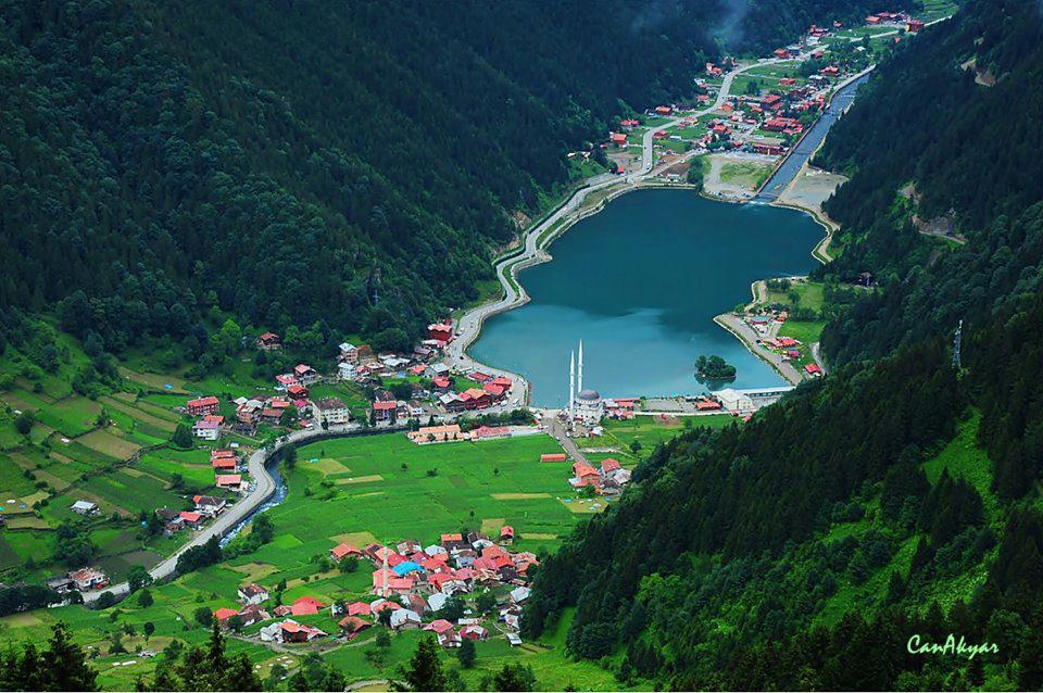 Ağrı - Trabzon uçak bileti