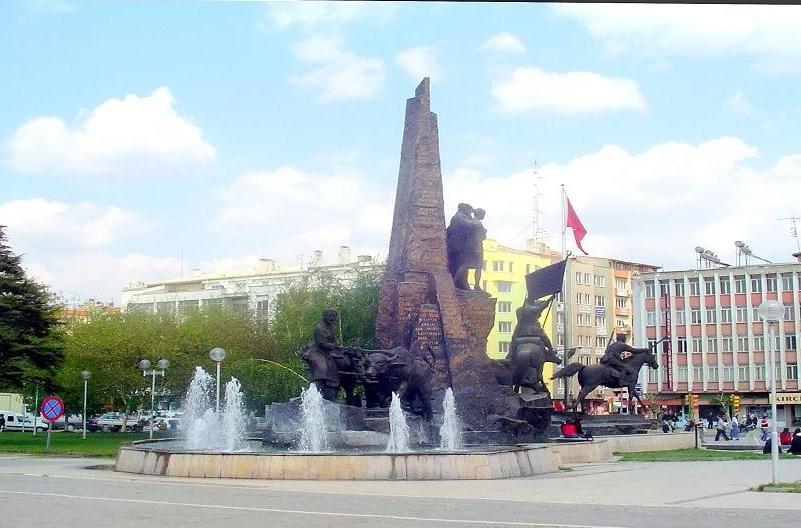 Ankara - Uşak uçak bileti